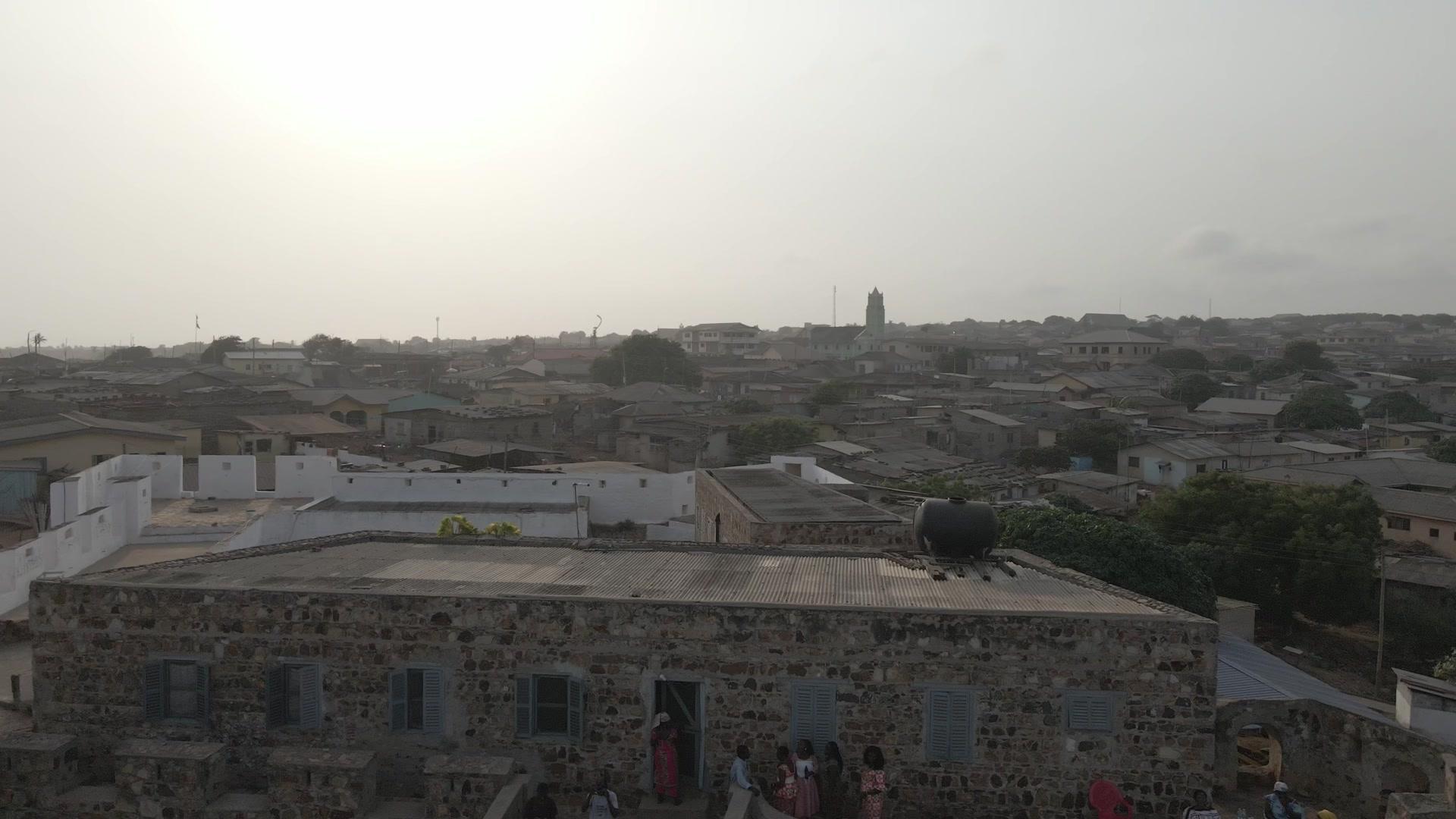 Fort Good Hope Senya Beraku