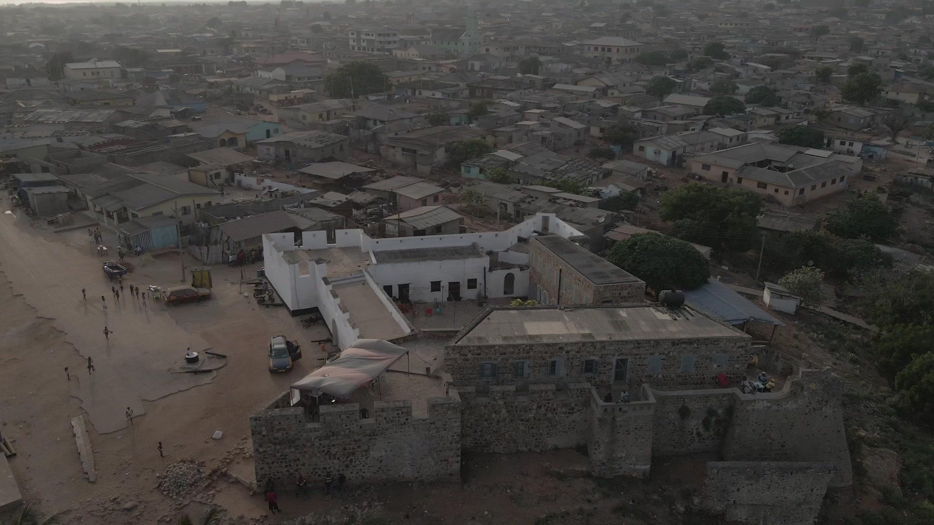 Fort Good Hope Senya Bereku Orbit 360 Full