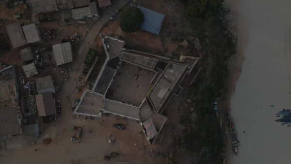 Fort Good Hope Top Plan View
